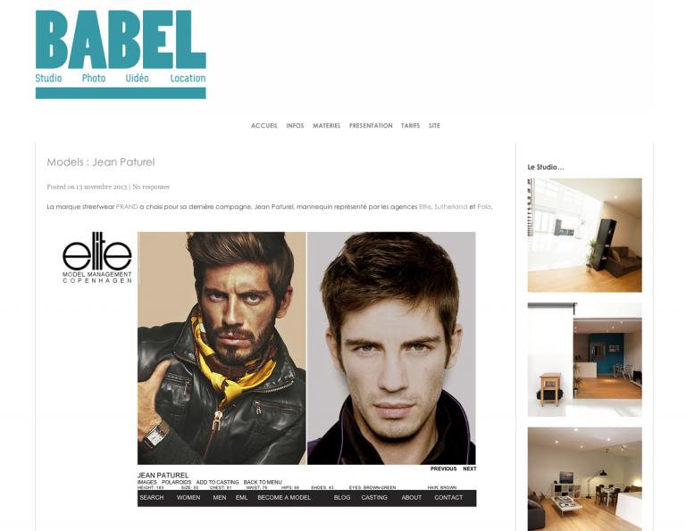Babel studio, le studio photo vidéo du Nord de Lyon
